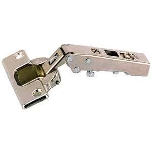 o Concealed Cabinet Hinge, Full Overlay, 125 Degree Opening, Nickel