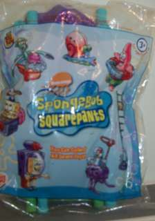 SPONGEBOB SQUAREPANTS NEW IN BAG LADDER TOY BURGER KING