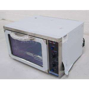 MOFFAT E25MSW HALF PAN TURBOFAN COUNTER TOP CONVECTION OVEN NEW