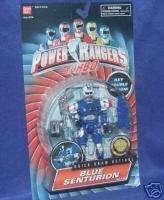 Power Rangers Turbo Blue Senturion New Ranger RARE