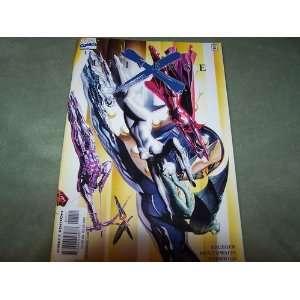 Universe X No. 11 (2001) Jim Krueger Books