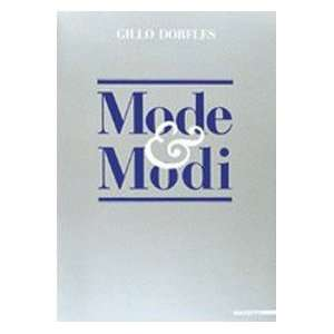 Mode e modi (9788820219451) G. Dorfles Books