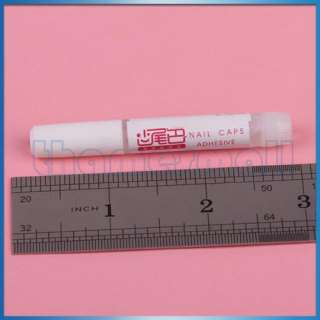 Glue Adhesive Tube for Pet Dog Cat Nail Paw Claws Caps
