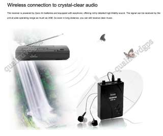 New In Ear Professional Wireless Monitor System For Stage Performance