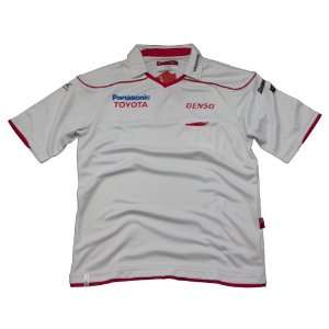 POLO Formula 1 Panasonic Toyota Racing F1 Team NEW! XL: