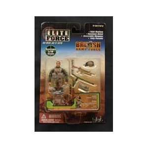 Elite Force 21336  British Army Force Assault Leader: Toys