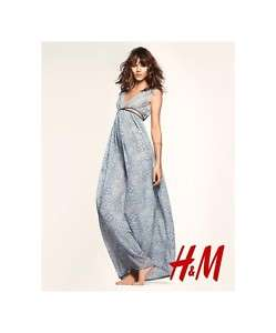 2011 SPRING AWAKENING CAMPAIGN Long Maxi Dress, NWT