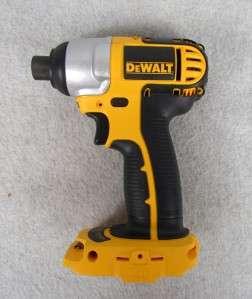 Dewalt Impact Drill Driver 2 piece 18 volt Cordless Tool set w/ Case