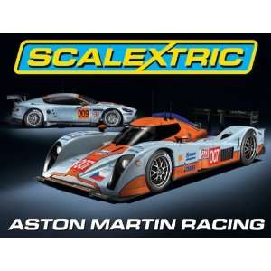 #C3055ATF ScaleXtric Aston Martin Racing Slot Cars: Toys