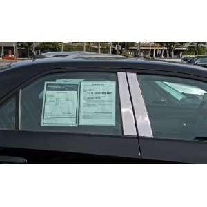 17005PPT Lincoln Town Car 1998   2010 Chrome Stainless Steel Pillar