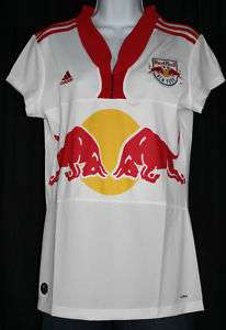ADIDAS Red Bull New York Toro Jersey Lg $70 883948773317