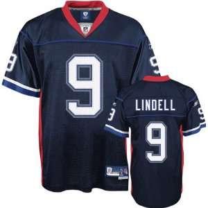 Rian Lindell Navy Reebok NFL Premier Buffalo Bills Jersey