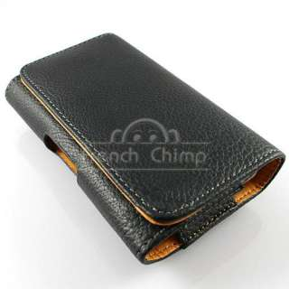 Leather cell phone Cover pouch Belt Clip Case for Samsung GALAXY S2
