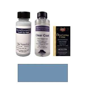 . Blue Pearl Metallic Paint Bottle Kit for 1988 Toyota Cressida (8E3