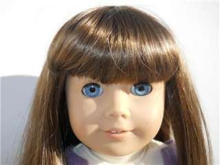 BLUE EYES AMERICAN GIRL TODAY DOLL WITH BOX, 3 DAY AUCTION