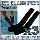 pairs mens flight socks anti bacterial travel socks