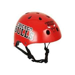 Wincraft Chicago Bulls Multi Sport Bike Helmet: Sports
