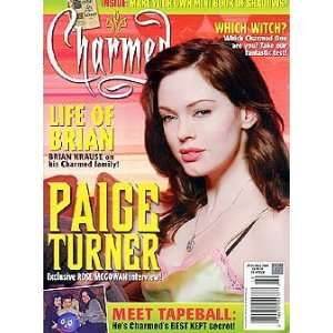 Charmed the Official Magazine Issue #7 (Single Issue)