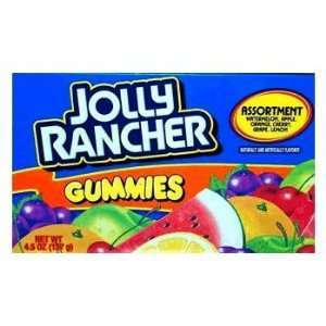 Jolly Rancher Gummi Big Box 4 oz. (Pack: Grocery & Gourmet Food