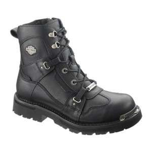 NEW HARLEY DAVIDSON THEO MENS BOOTS 7.5 Medium 94499