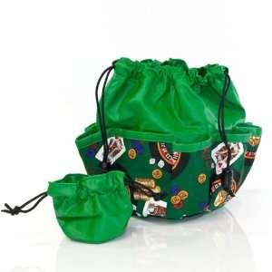 Bingo Dauber Bag   Jackpot Design   Green Toys & Games