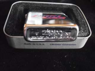 BUDWEISER ZIPPO LIGHTER BUD ICE BEER XII 1996 SEALED NEW in BOX