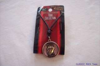 ROLLING STONES Tongue NEW PENDANT / NECKLACE