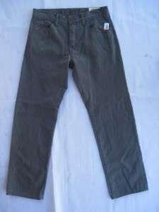 Old Navy Mens Dark Grey Jean Denim Pants 30 x 32 NWT