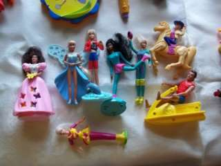 80 Piece Lot McDonalds Happy Meal Toys 8 Pcs from 1980s 72 Pcs from