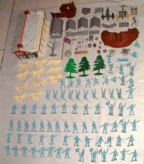 CIVIL WAR BATTLE SET GREAT CONDITION WITH UNION SOLDIERS LOT #2