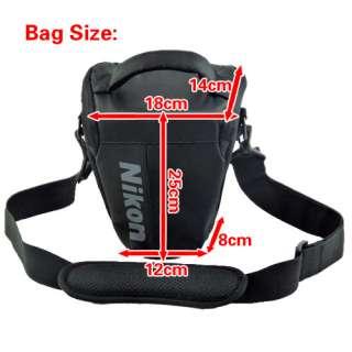 Camera Cover Case Bag for Nikon D90 D60 D300 D40X D80 D7000