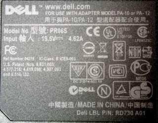 NEW Dell Latitude D410 Docking Station Media Base Drive RD523