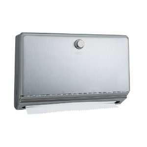 Bobrick B 2621 Classic Series Surface Mounted Paper Towel Dispenser