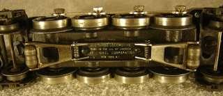 671 STEAM TURBINE LOCOMOTIVE ENGINE ONLY NO TENDER NO BOX