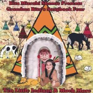Ritas Songbook Four Ten Little Indians & Rita Mizrahi Shamie Music