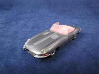 Rare Vintage Jaguar E Type Diecast By Tekno Of Denmark