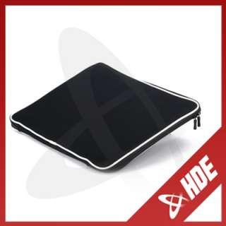 14 Laptop Sleeve Case Cover Zipper Black Notebook Case PC Computer