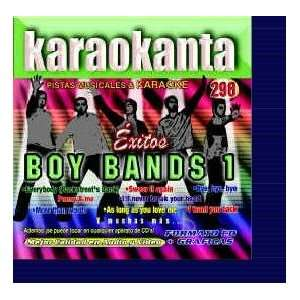 KAR 4298   Al Estilo de Boy Bands   I Spanish CDG Various Music