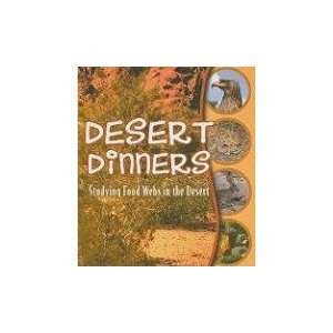 Food Webs in the Desert (9781604723151): Julie K. Lundgren: Books