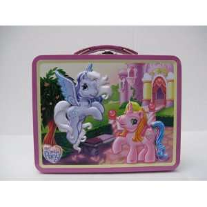 My Little Pony Metal Girls Tin Lunch Box Baby