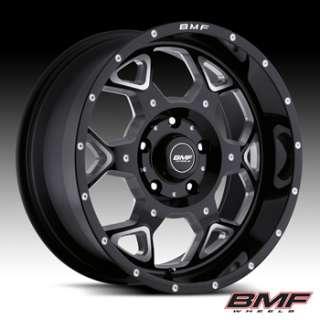 20x9 Black Wheel BMF SOTA 5x150 Toyota Tundra Rims