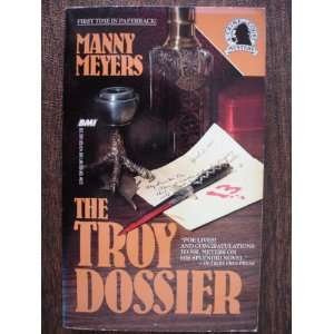Troy Dossier (Crime Court Series) (9780843950069): Manny Meyers: Books