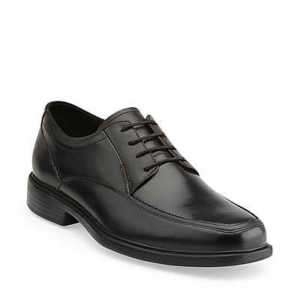 Bostonian Mens IPSWICH Black Lthr Oxfords Shoes 25885