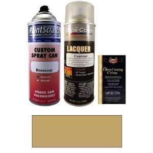 12.5 Oz. Medium Gold Metallic Spray Can Paint Kit for 1976