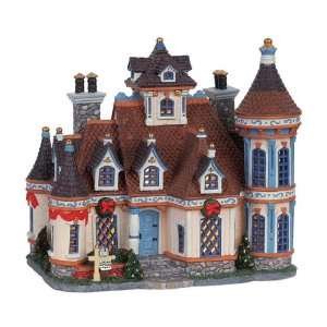 Caddington Village Collection Logan Cottage Lighted Building #65372