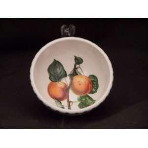 Pomona Individual Fruit Salad Bowl Roman Apricot