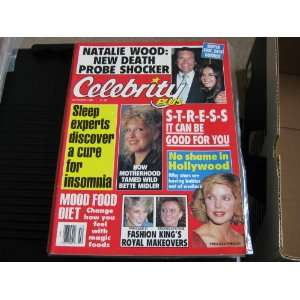 Celebrity Plus Magazine (Bette Midler , Natalie Wood Death Probe