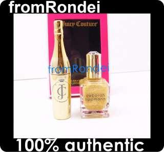 48 Juicy Couture Troy Surratt Lip Gloss & Deborah Lippmann Nail