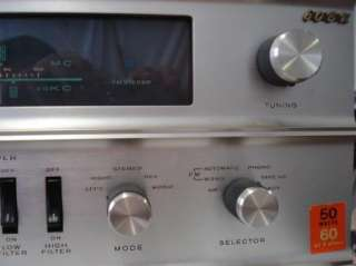 Vintage Kenwood Am Fm Stereo Receiver Model 60BU
