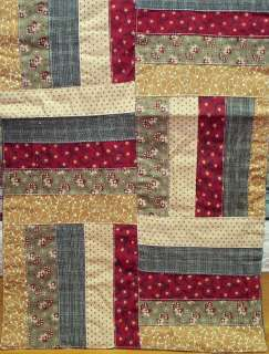 PRIMITIVE PATCHWORK TABLE RUNNERS, 36 or 54, ASSORTED DESIGNS, 100%